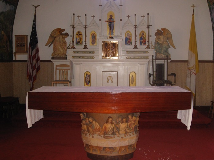 Altar Table II